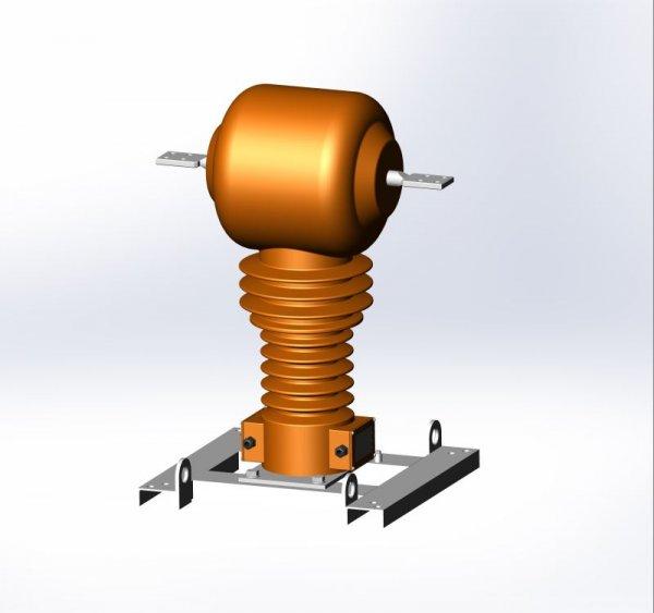 Трансформаторы тока типа ТОЛ-Э 40,5