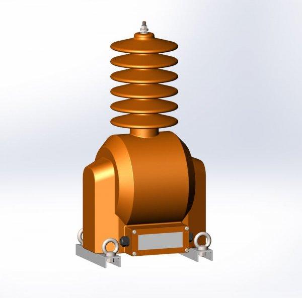 Трансформаторы напряжения типа ЗНОЛ-Э 40,5