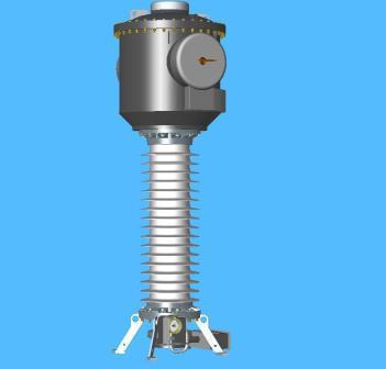 Элегазовые трансформаторы тока серии ТОГ