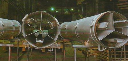 Токопровод закрытый серии ТЗК (круглого сечения)