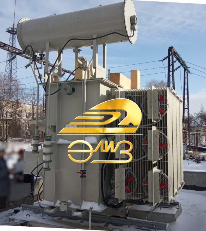 Силовой трансформатор ТДНС-10000/35-У1 для ДТЭК