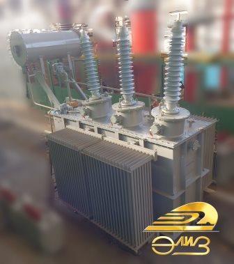 110-150кВ Трехфазные силовые двухобмоточные масляные трансформаторы типа ТМ, ТД