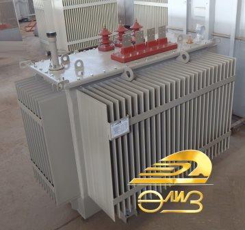 6-10кВ Трансформаторы трехфазные масляные типа ТМТО