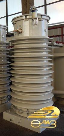35, 110, 132, 150, 220, 330, 500  кВ Трансформаторы тока масляные типа ТФЗМ