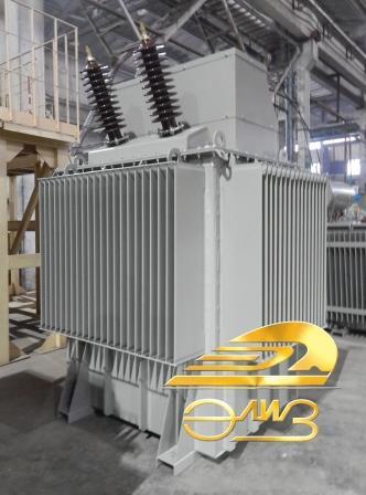 6-35 кВ Реакторы масляные заземляющие дугогасящие с плавным регулированием типа РЗДПОМ