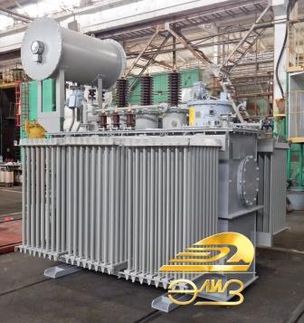 27,5-35кВ Трехфазный силовой трансформатор типа ТМН