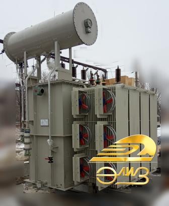27,5-35кВ Трехфазный силовой трансформатор типа ТД, ТДН(С), ТРДН(С)