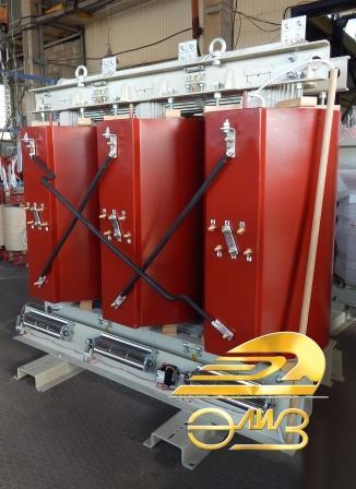 6-10кВ Трансформаторы трехфазные с литой изоляцией типа ТСЛУ, ТСЗЛУ (аналоги ТСЗСЛУ, ТСЗГЛ)