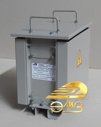 0,66 кВ Трансформаторы силовые трехфазные типа ТСЗИ