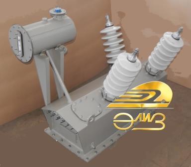35 кВ Трансформаторы напряжения масляные трехфазные типа НАМИ