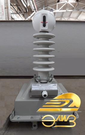 35 кВ Трансформаторы напряжения масляные однофазные типа ЗНОМ