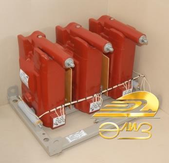 6-10 кВ Трансформаторы напряжения литые типов 3ХЗНОЛ-Э-6,-12;  3ХЗНОЛП-Э-6,-12.
