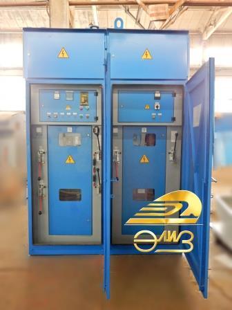 6-10 кВ Комплектное распределительное устройство наружной установки  КРУН