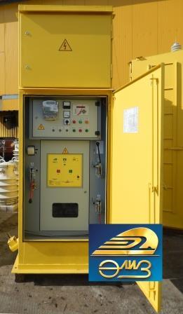 6-10 кВ Ячейка комплектной установки отдельно стоящая ЯКНО (ПККЗ)