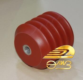Изолятор полимерный опорный ИОРэл-20(160)-7,5 УХЛ 2 1х24