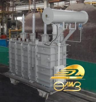 110кВ Трехфазный силовой трансформатор типа ТМН