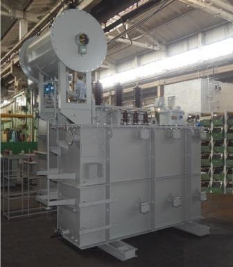 Отгрузка силового трансформатора ТМН-2500/35-У1 (серия ЭКОДИЗАЙН)