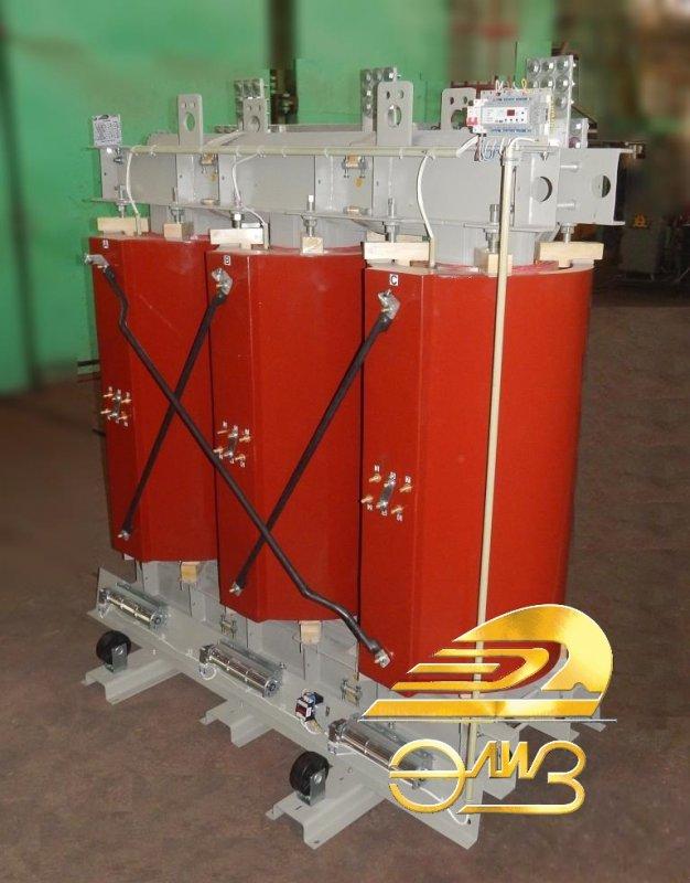 Отгрузка трансформаторов ТСЛУ-2500/6-У3 (серия ЭКОДИЗАЙН)