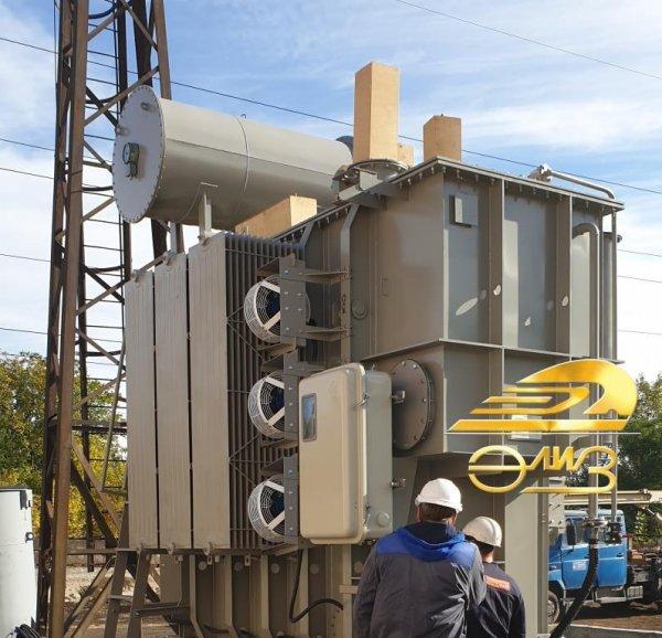Силовой трансформатор ТДНС-16000/35-У1 для ДТЭК