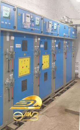 В III квартале 2021г. на ПАО «Запорожьеоблэнерго» для реконструкции подстанции было поставлено оборудование производства ООО